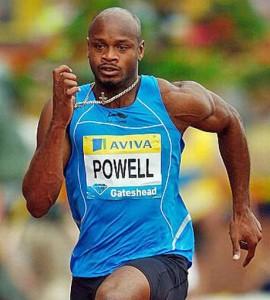 Asafa+Powell